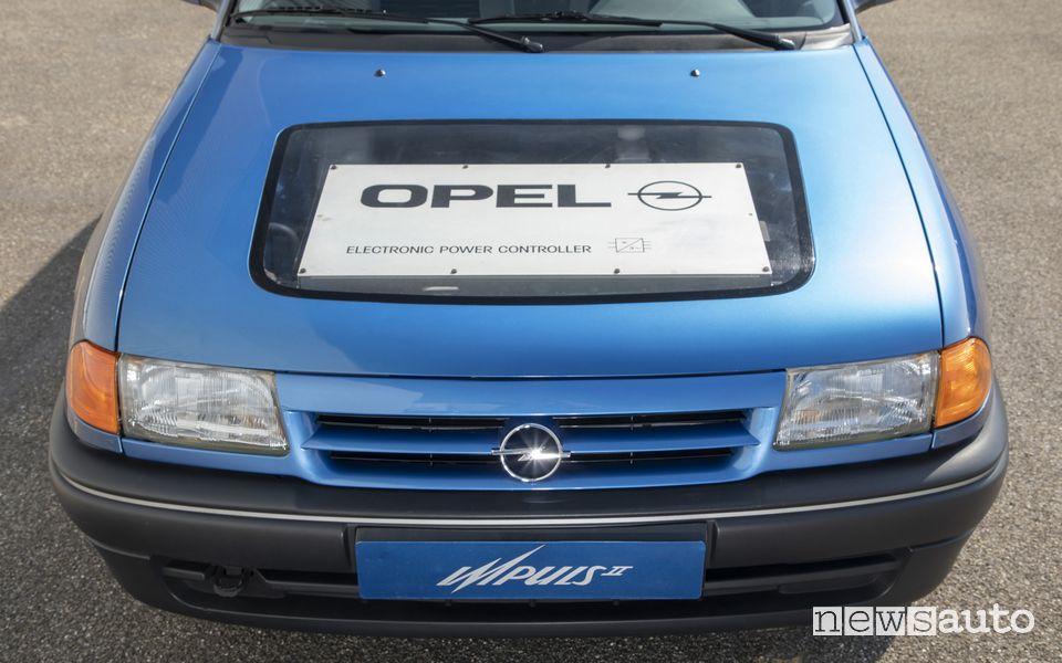 Motore elettrico prototipo Opel Impuls 2 del 1991