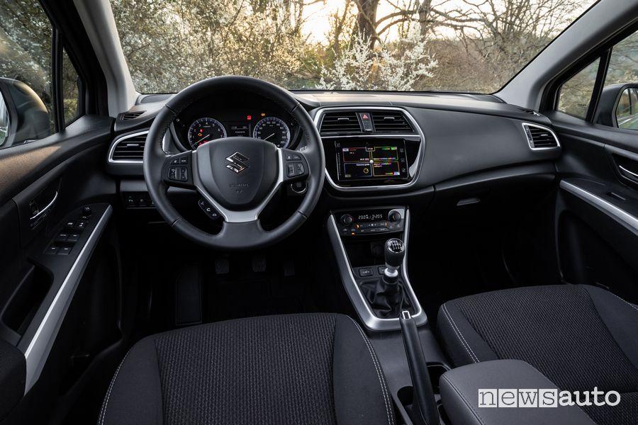 Plancia strumenti abitacolo Suzuki S-Cross Hybrid