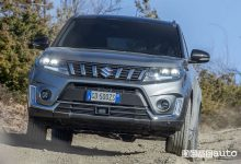Photo of Suzuki Vitara Hybrid Allgrip cambio automatico, test suv 4×4 in fuoristrada