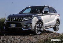 Photo of Suzuki Vitara Hybrid, caratteristiche, allestimenti e prezzi