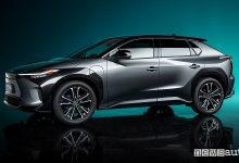 Photo of Toyota bZ4X Concept, caratteristiche SUV elettrico sviluppato con Subaru