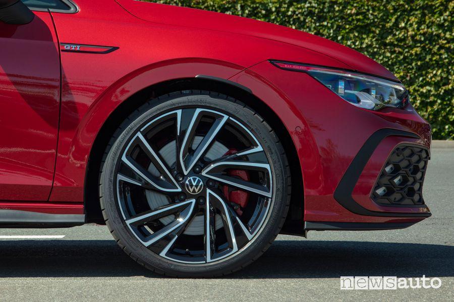 """Cerchi in lega da 19"""" Volkswagen Golf GTI"""