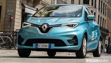 """Photo of """"Corrente"""" car sharing Bologna, nuove Renault Zoe nella flotta"""
