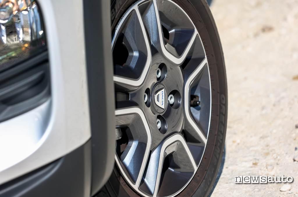 "Cerchi da 14"" Dacia Spring Electric 2021"