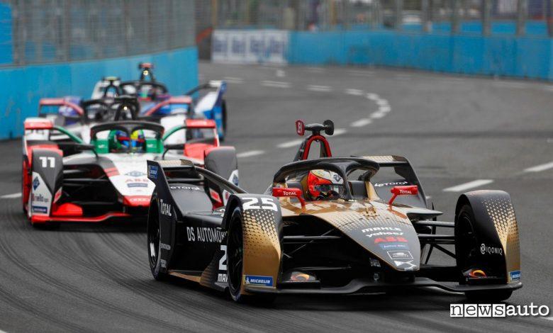eprix roma gara 2021 formula e