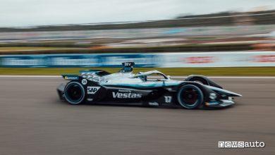ePrix Valencia 2021 gara Nyck De Vries