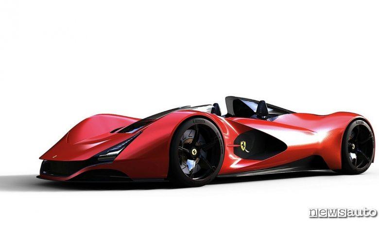 Ferrari elettrica