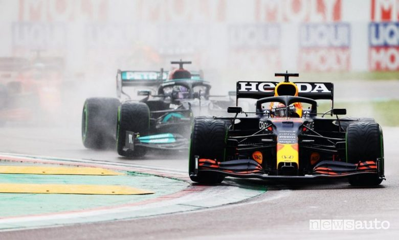 F1 Gp Emilia Romagna, vittoria per Verstappen ad Imola [foto classifiche]