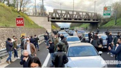 Photo of Rabbia Covid-19, rivolta in autostrada,  proteste ristoratori e aziende in crisi