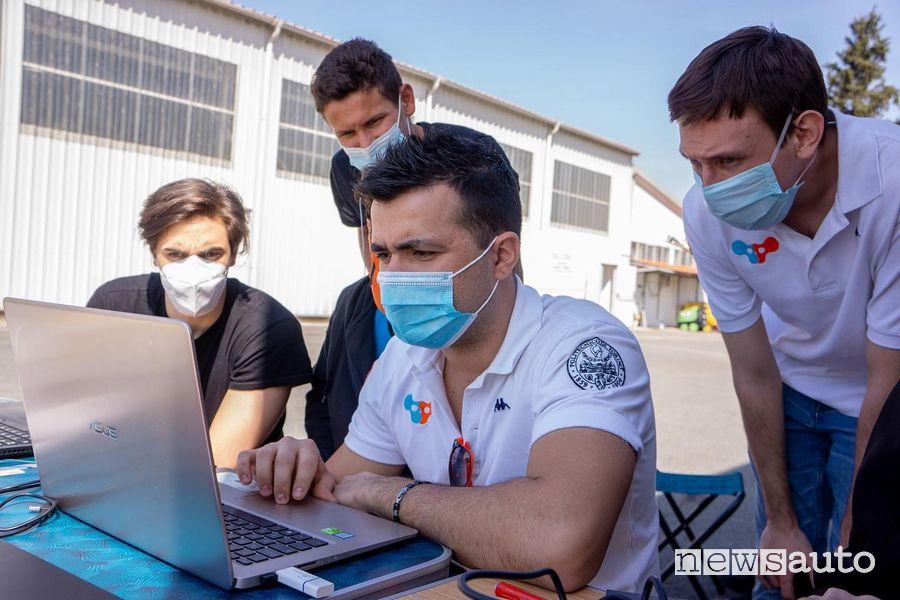 La Shell Eco-Marathon a causa della pandemia si è svolta con eventi virtuali da remoto