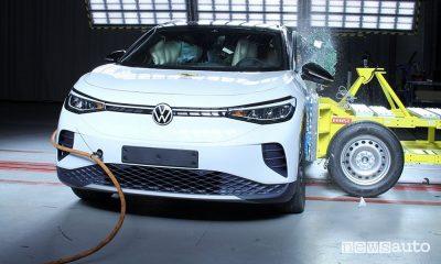 Crash test Euro NCAP Volkswagen ID.4