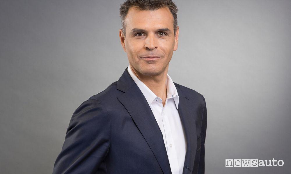 Cédric Journel Vicepresidente Vendite e Marketing Alpine