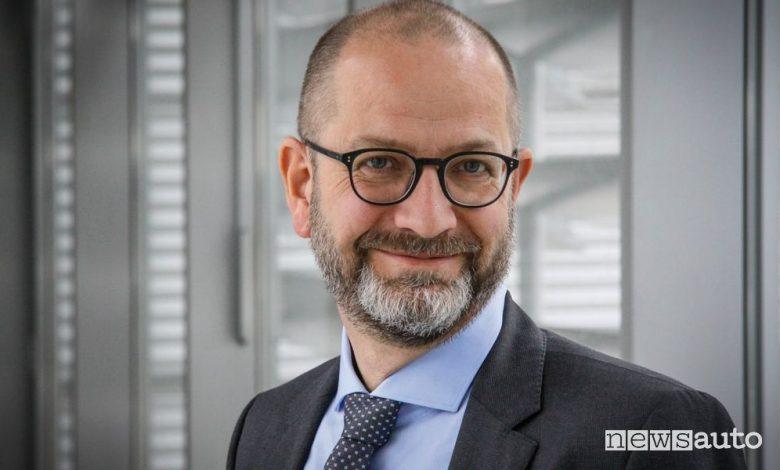 Jean-Philippe Kempf, Direttore Marketing e Comunicazione Peugeot