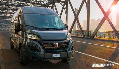 Nuovo Ducato 2021 furgone