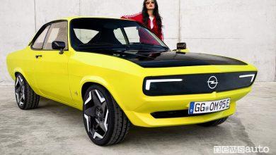 Nuova Opel Manta GSe ElektroMOD