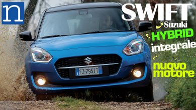Photo of Suzuki Swift Hybrid AllGrip, prova trazione integrale in video