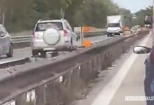 Photo of Incidente SUV contromano, impatto frontale sulla superstrada nelle Marche