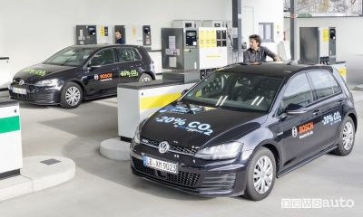 Benzina a basse emissioni, Blue Gasoline di Bosch, Shell e Volkswagen