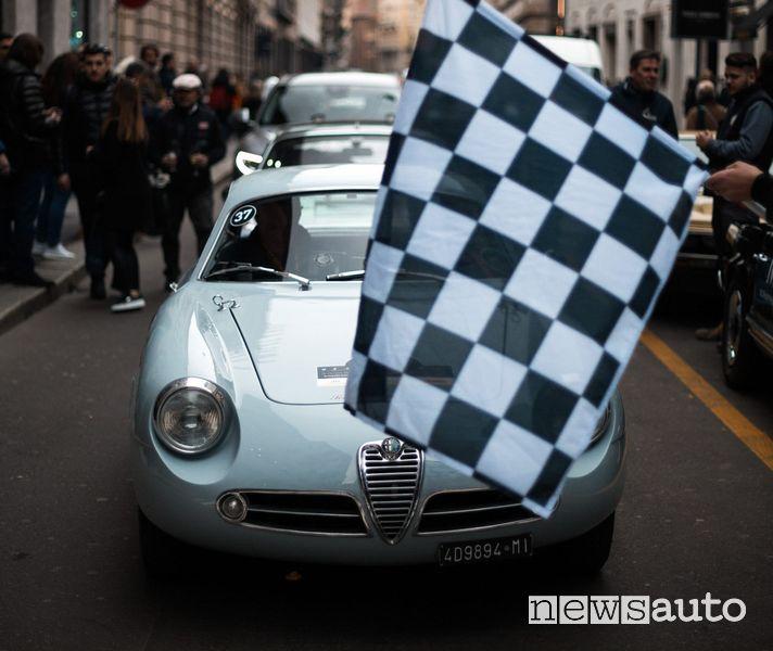 Coppa Milano-Sanremo termina a Sanremo in Corso Matteotti