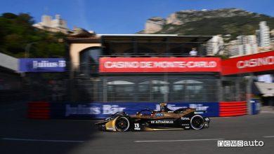ePrix Monaco 2021 Formula E gara