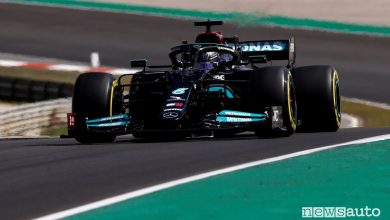 Photo of F1 Gp Portogallo, domina la Mercedes con Hamilton [foto classifiche]
