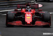 Qualifiche F1 Gp Monaco 2021, la griglia di partenza con pole Ferrari