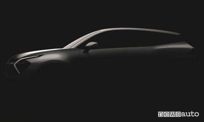 Nuovo Kia Sportage, come sarà, anteprima