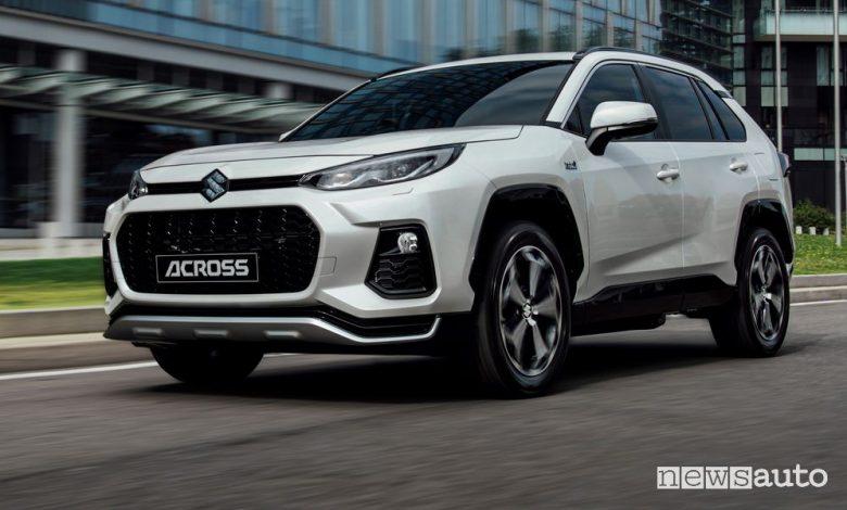 Concessionari Suzuki, Porte Aperte a settembre