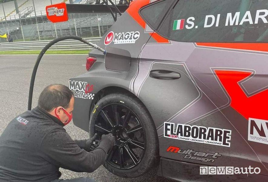Elaborare protagonista nel TCR DSG a Monza con la vittoria di Sabatino Di Mare della DMP Motors - Magicmotorsport