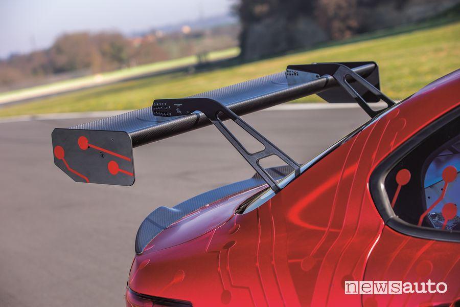 Alettone posteriore Alfa Romeo Giulia ETCR by Romeo Ferraris