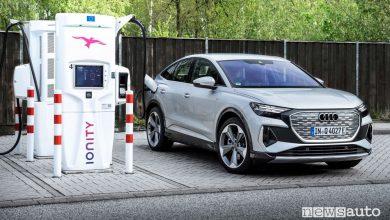 Audi solo auto elettriche, dal 2026 addio all'endotermico