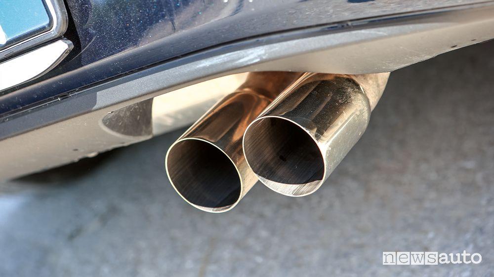 Emissioni di CO2 luglio 2021
