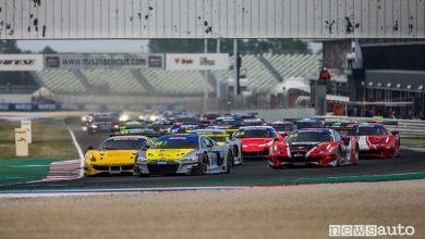 Photo of Campionato Italiano GT 2021, risultati gare Misano