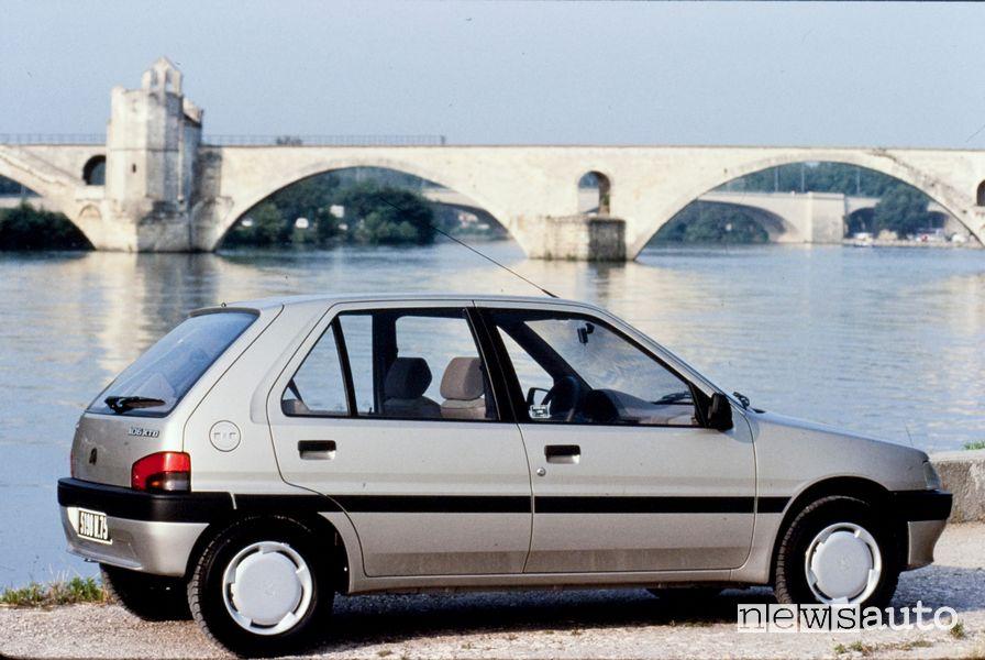 Peugeot 106 XTD del 1993