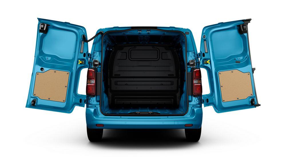 Vano di carico Peugeot e-Expert Hydrogen