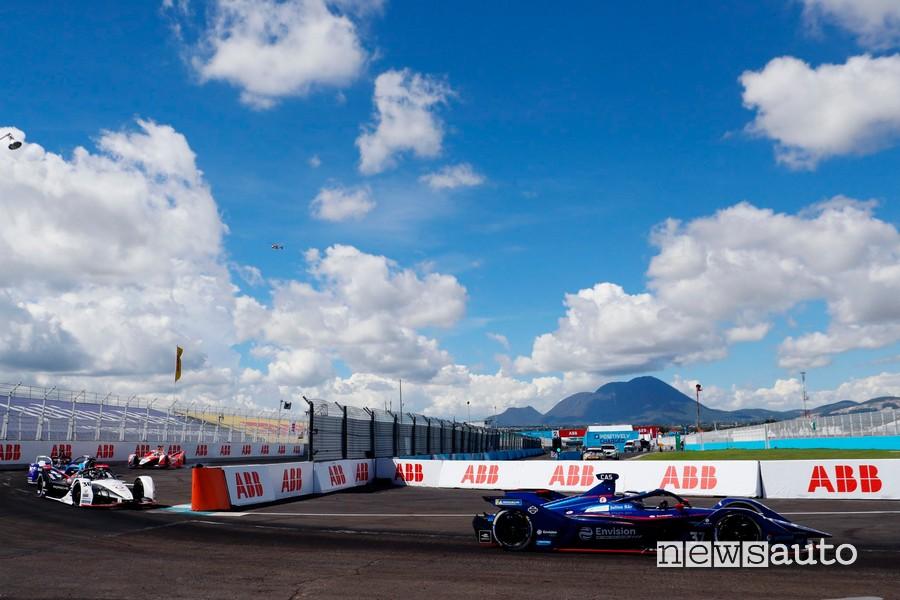 Nyck Cassidy Formula E ePrix Messico Puebla