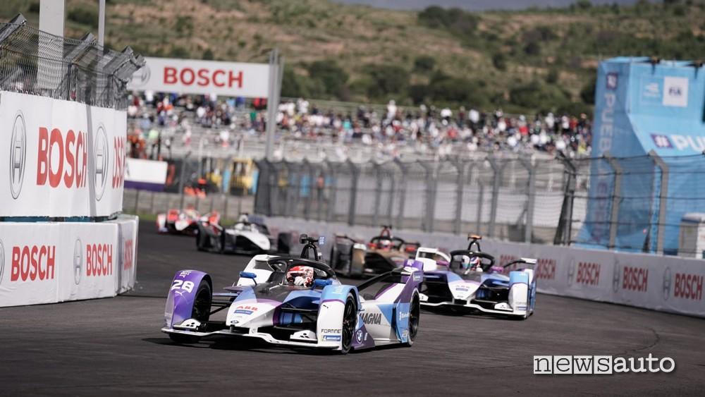 ePrix Puebla 2021 gara 1 Messico BMW