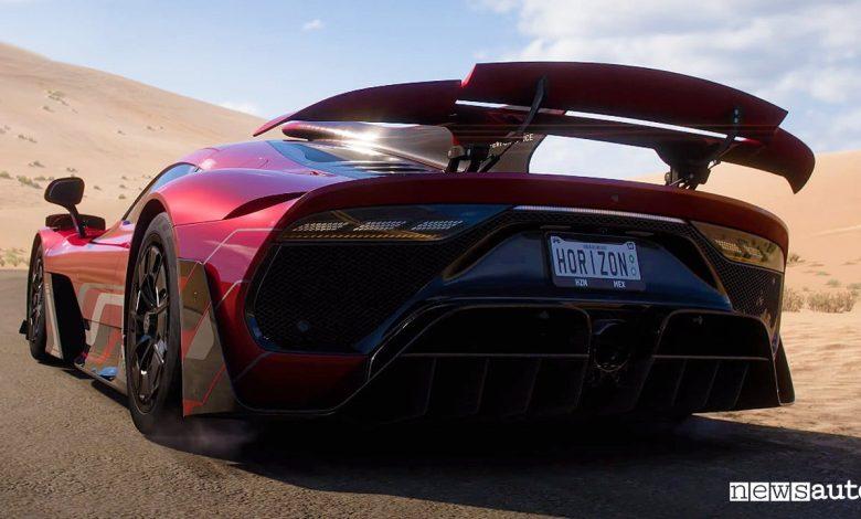 Forza Horizon 5 in 4k