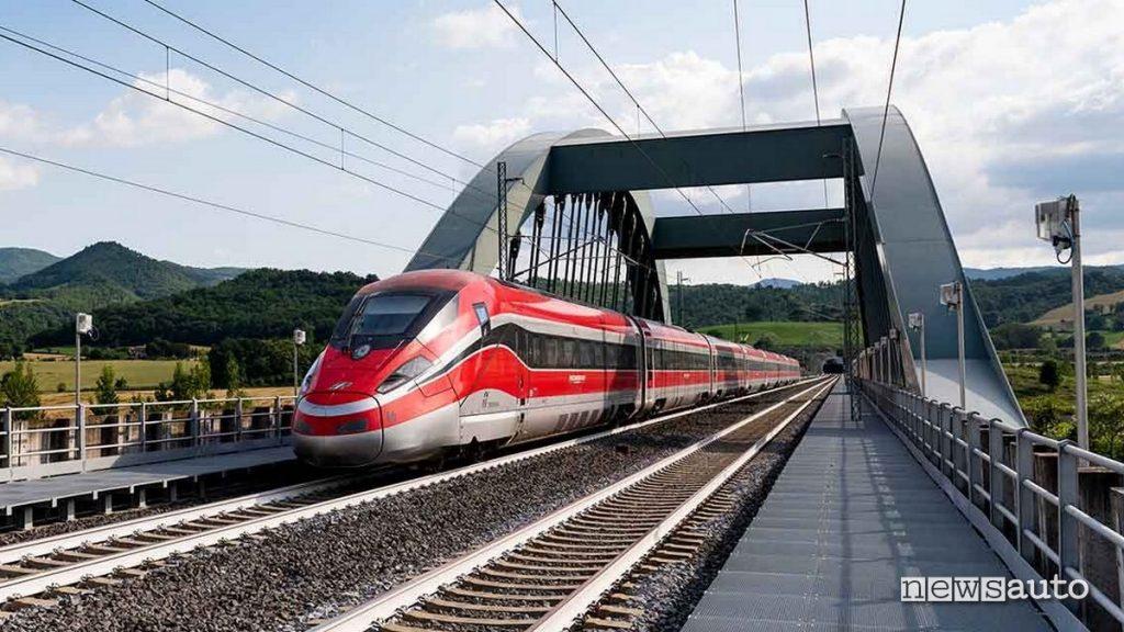 Green Pass obbligatorio sui treni ad alta velocità, Trenitalia e Italo