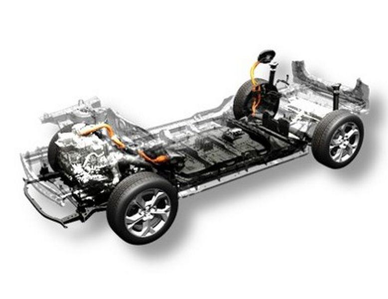 Piattaforma per auto elettriche Mazda Skyactiv EV Scalable Architecture