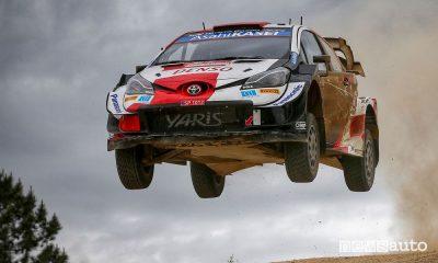 WRC Rally Italia Sardegna 2021, doppietta Toyota [classifica]
