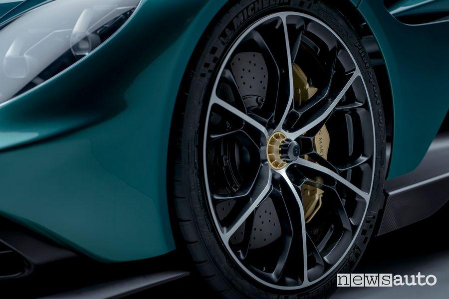 Cerchi in lega Aston Martin Valhalla