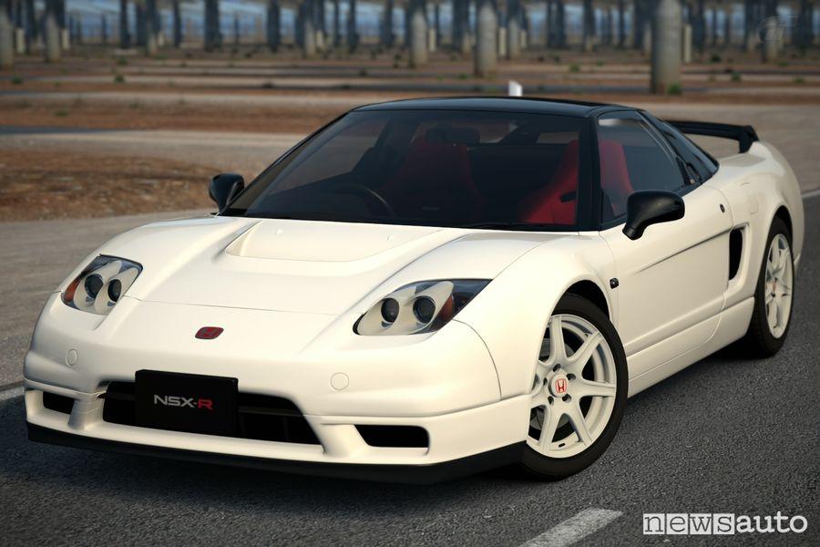 HONDA NSX Type R (2002)