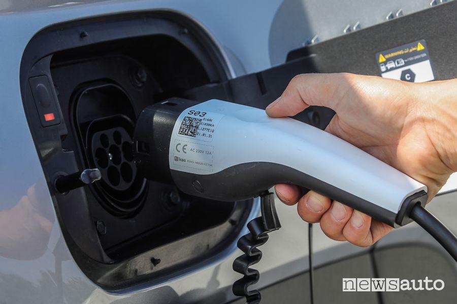 Vendite auto elettriche e ibride giugno 2021