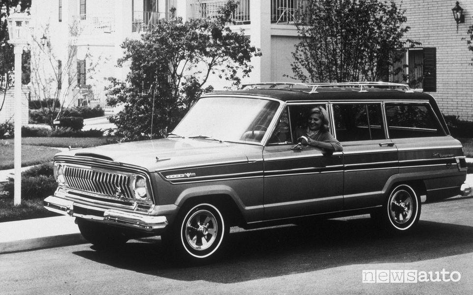 Jeep Wagoneer 1963