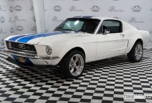 Ford Mustang Fastback Widebody del 1967