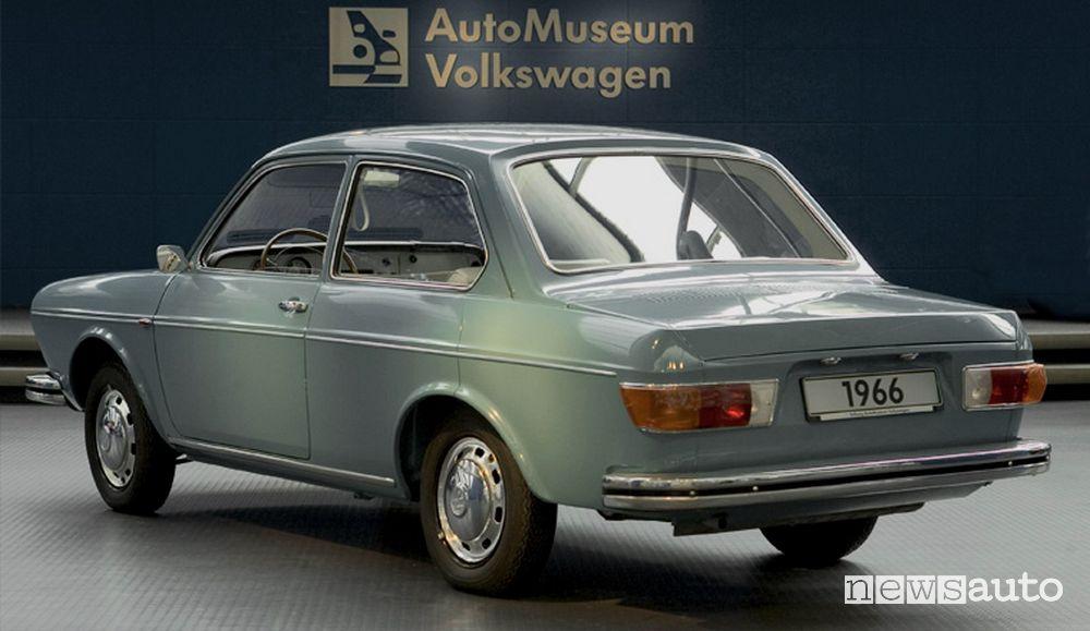 Volkswagen Maggiolino prototipo EA 142 1966