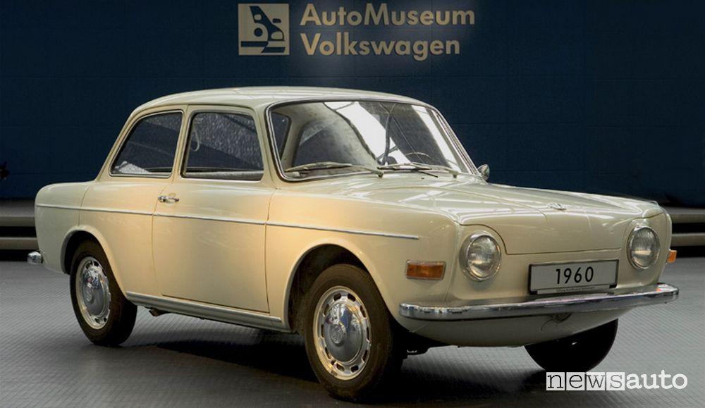 Volkswagen Maggiolino prototipo EA 97 1960