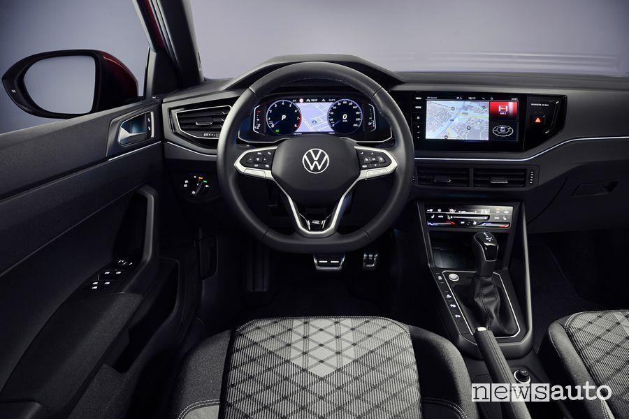 Volante abitacolo nuova Volkswagen Taigo