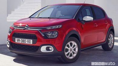 Citroën C3 YOU!, caratteristiche e prezzi della serie speciale